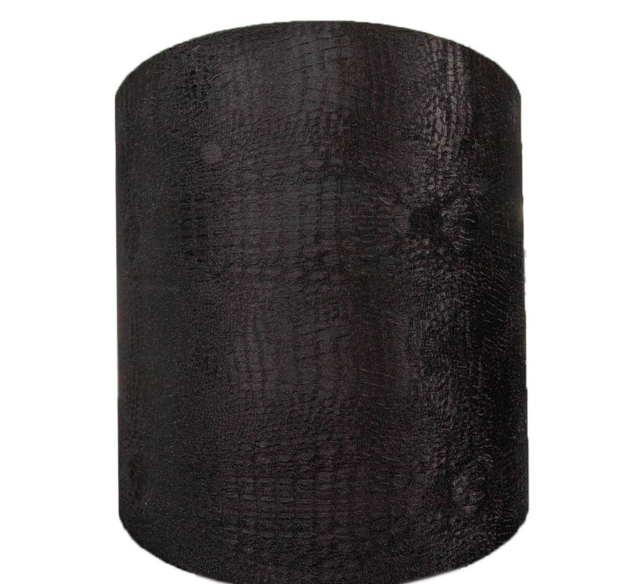 Grote Zwarte Croco Lampen Kap