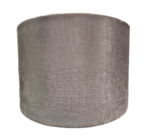 Eric Kuster Style Kleine Zilvere Croco Lampen Kap