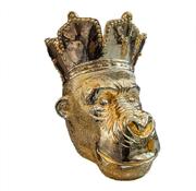 Eric Kuster Style Koning aap - goud