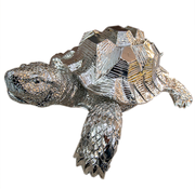 Eric Kuster Style Schildpad - zilver