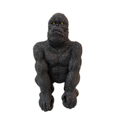 Eric Kuster Style Gorilla klein - zwart