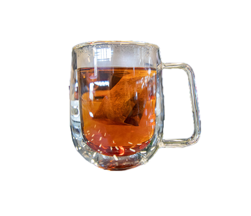 Bricard Dubbelwandige Glazen Mok - 2 stuks