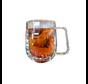 Dubbelwandige Glazen Mok - 2 stuks