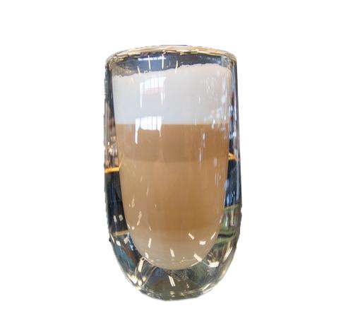 Bricard Dubbelwandige Glazen Beker - 2 Stuks