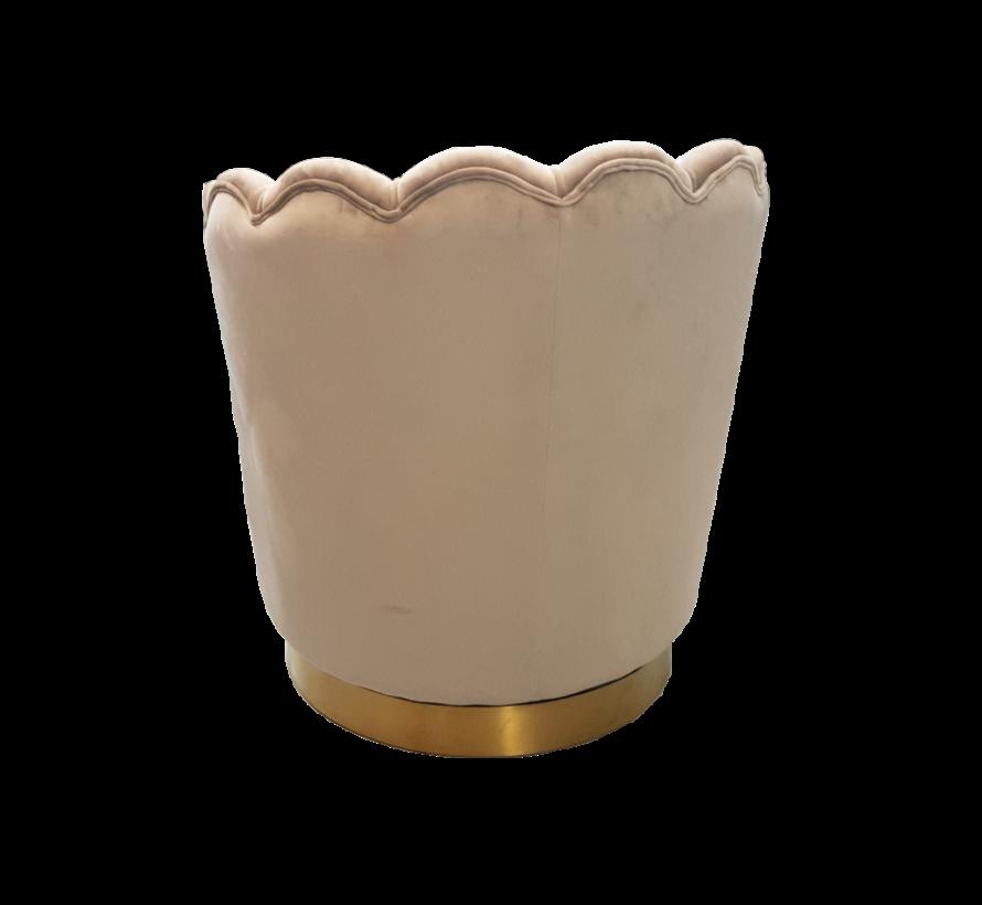 Luxe Velvet Fauteuil Maxim - 3 Kleuren
