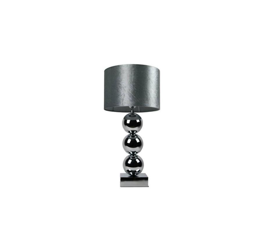 Bollamp Erik Kuster Style Zilver - 3 Bollen
