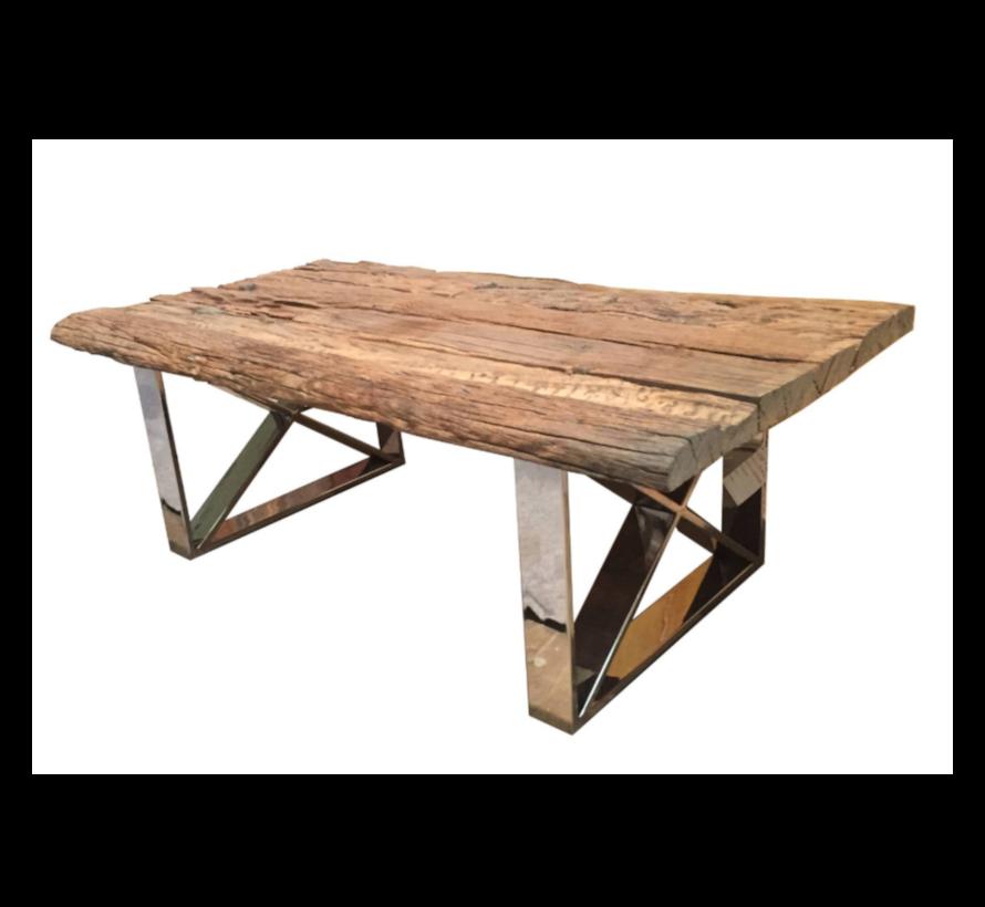 Salontafel - Sleeper Wood - 150 x 80