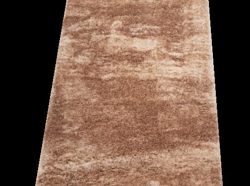 Eric Kuster Style Vloerkleed Long Shaggy - Brown ( 200 x 290 cm )