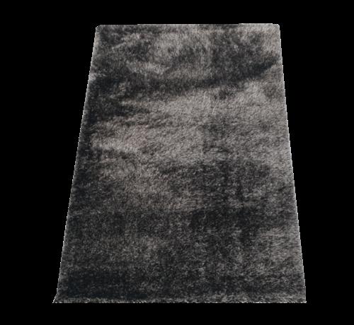 Eric Kuster Style Vloerkleed Long Shaggy - Black ( 200 x 290 cm )