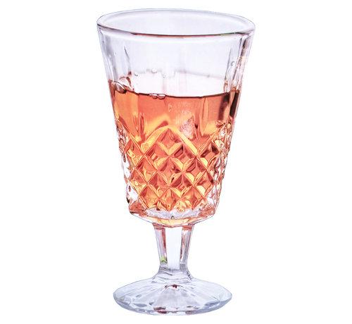 L&M Drinkglazen - Diamond