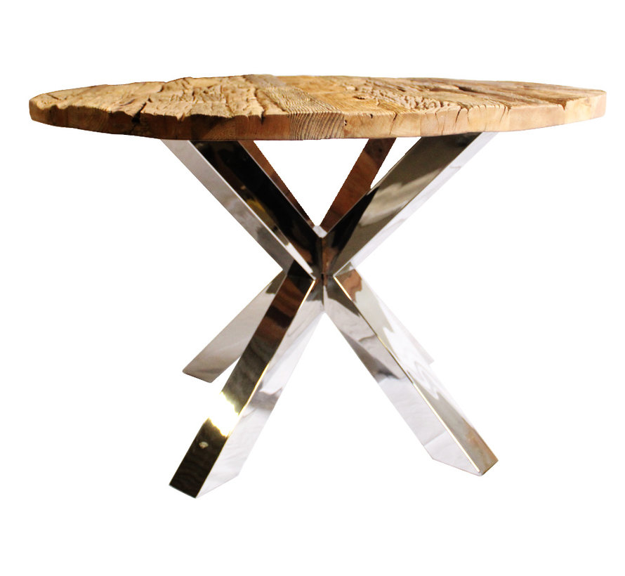 Eettafel - Sleeper Wood - Rond