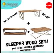 Rixos Woonkamerset Sleeper Wood