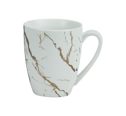 Bricard porcelain Bricard  Mokken Set Wit