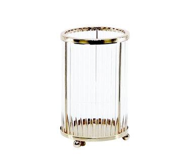 Erik Kuster Style Kandelaar - Elegance - Goud - M