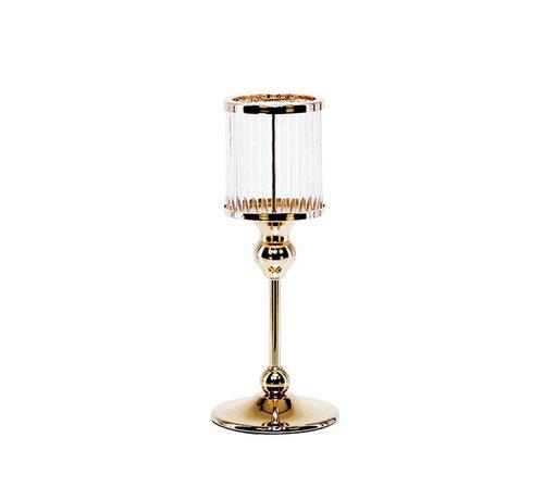 Erik Kuster Style Kandelaar - Elegance - Goud - S
