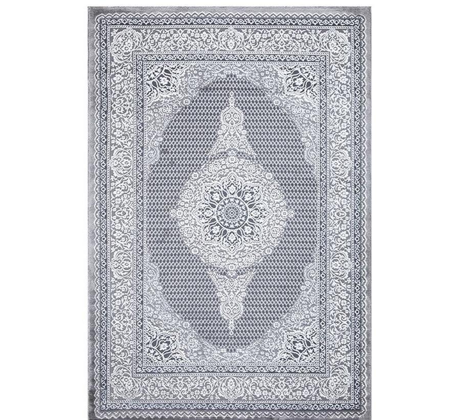 Vloerkleed - Agadir - Cream/Grey