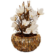 Eric Kuster Style Schelpenvaas - Violet - Magnolia Bloemen