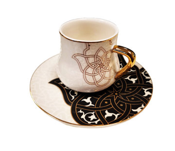 Lavotantik Koffieset  Spirit of Ancient by Otantik Home