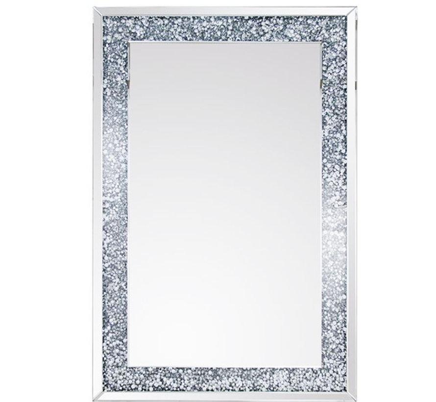 Spiegel - Horizon - Silver - Incl. LED Verlichting