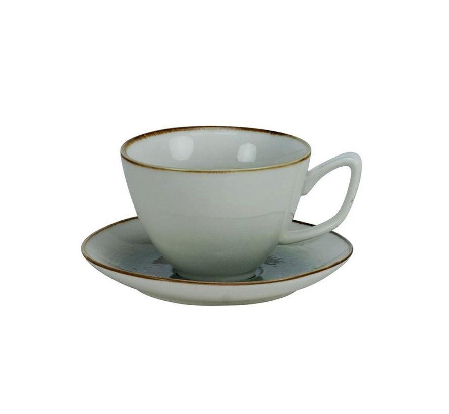 Koffieset - Nice - Blauw 12-delig