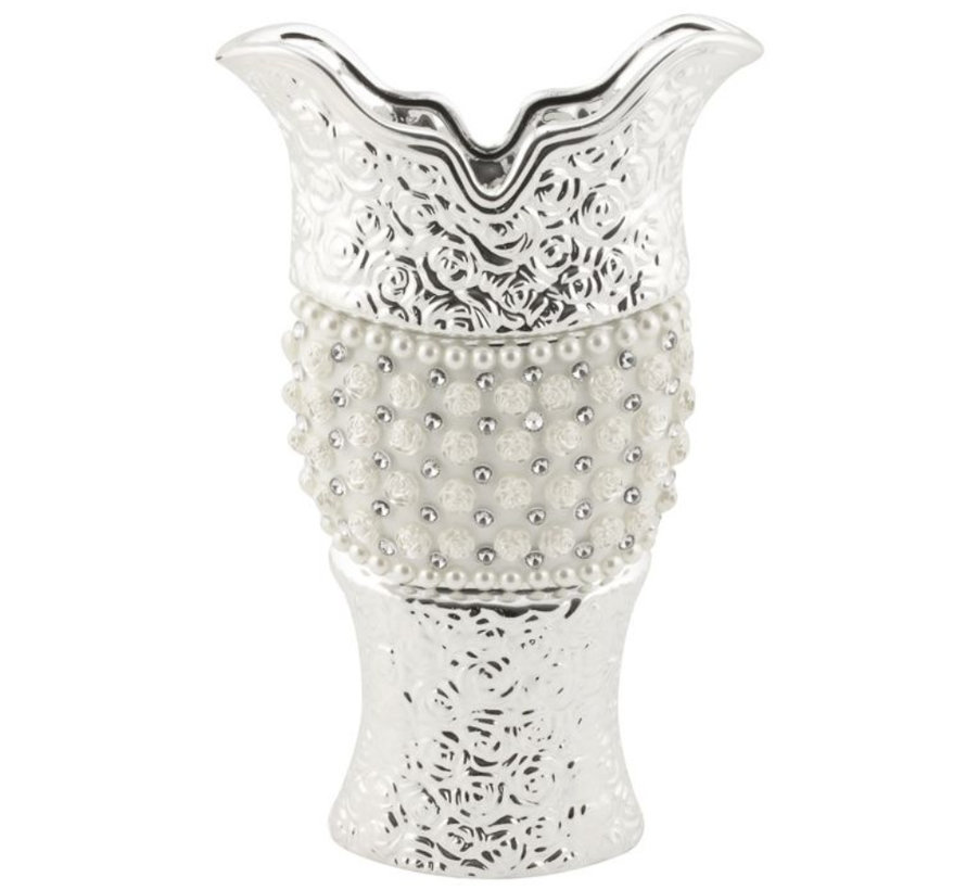 Decoratie - Izmir - Zilver