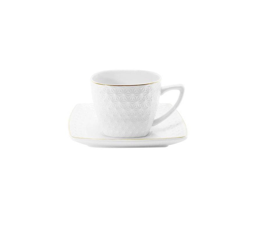 Bricard espressoset- Lille- 12-delig
