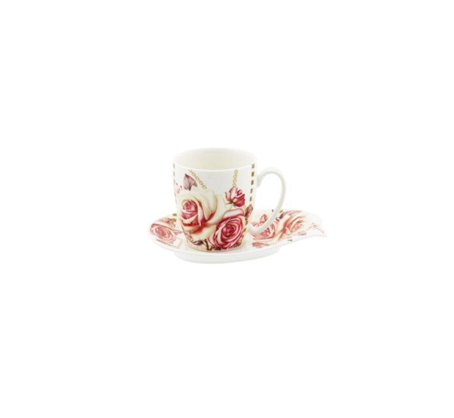 Bricard espresso set - Verona - 12-delig