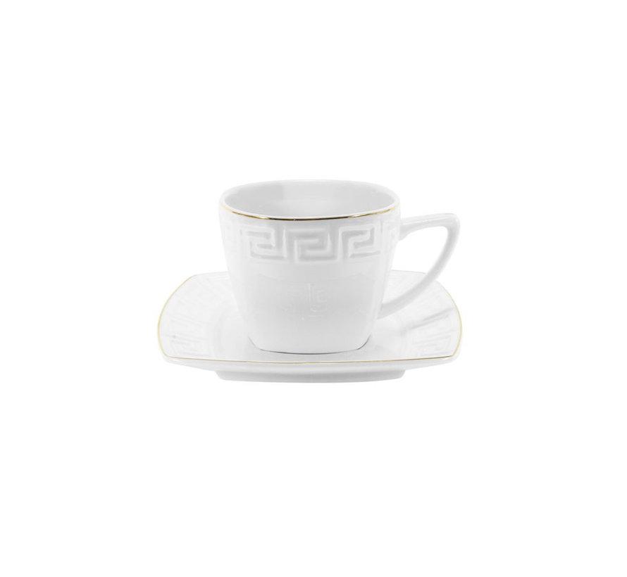 Bricard Versus koffie set - Cali -  12-delig