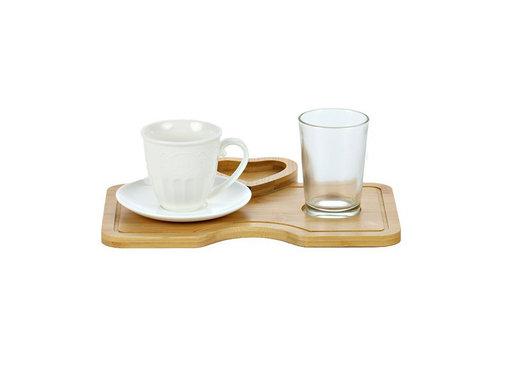 Bricard Bricard espresso set - Palma  - 1-persoons