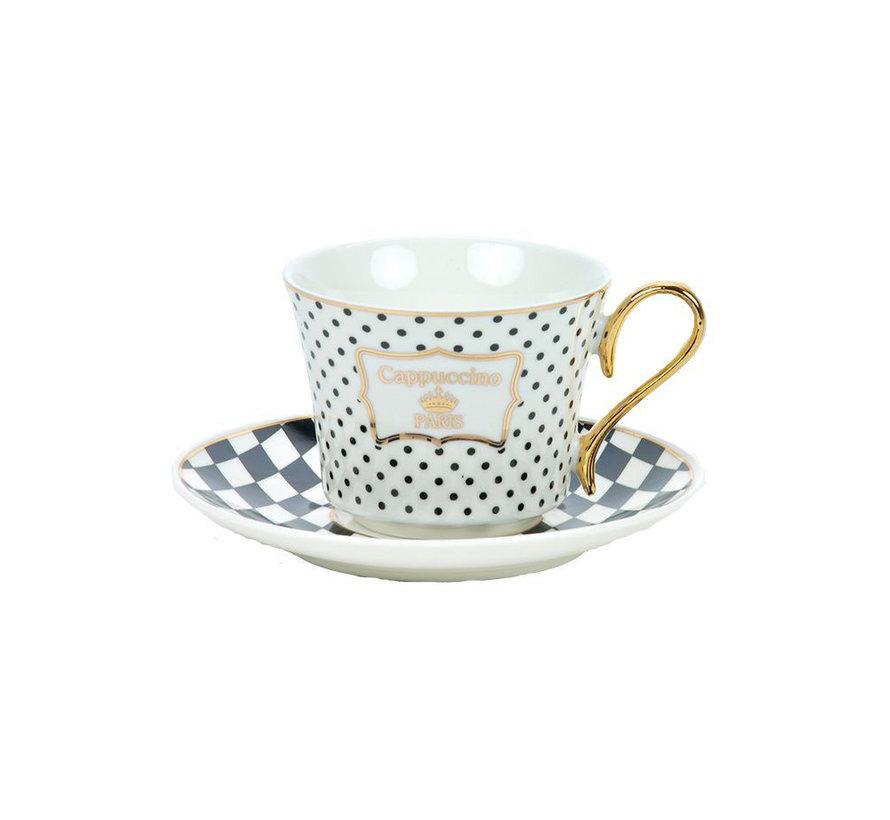 Bricard koffieset - Marsala - 12-delig