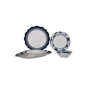 Bricard Bricard Dinner Set- Bron - Blauw 25-delig