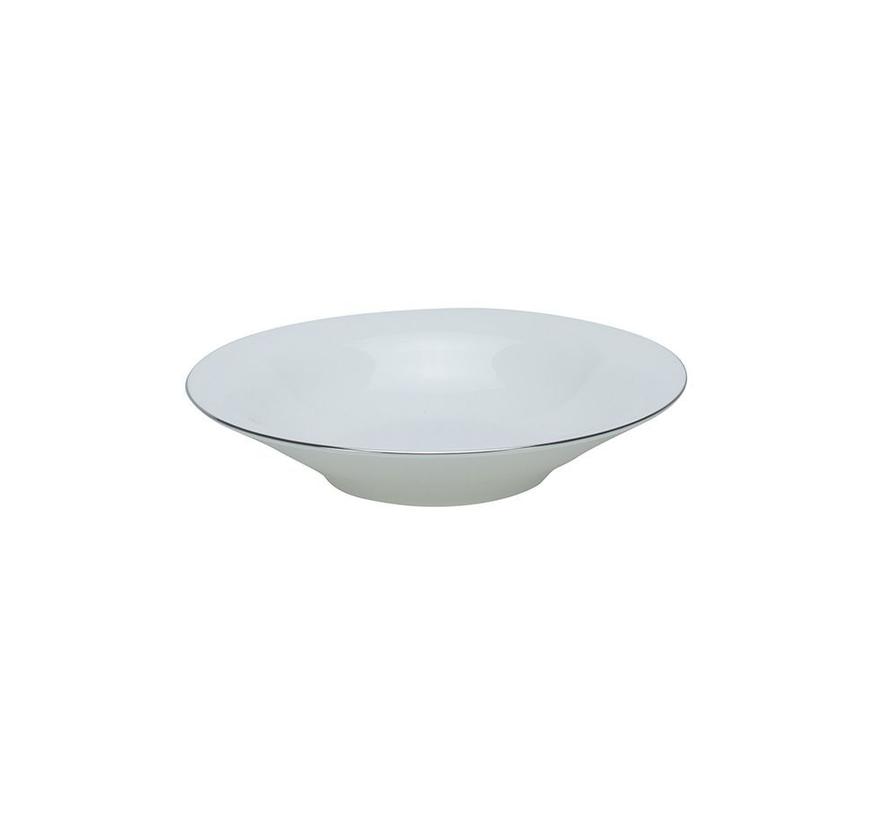 Bricard Dinner Set - Evry - Wit/Goud 25-delig