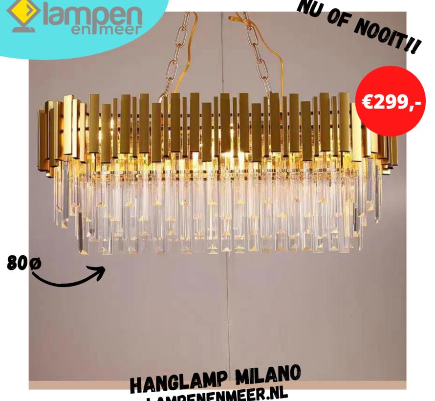 Hanglamp Milano - 80ø