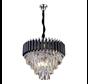 Hanglamp Pearl Chroom - 50ø