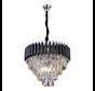 Hanglamp Pearl Chroom - 60ø
