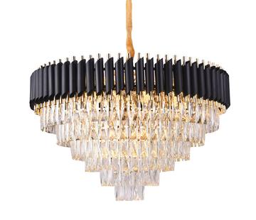 Eric Kuster Style Hanglamp Pearl Chroom - 80ø