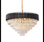 Hanglamp Pearl Chroom - 80ø