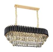 Eric Kuster Style Hanglamp Pearl Chroom - 100 cm