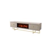 Eric Kuster Style Tv-meubel - Cambridge - Goud