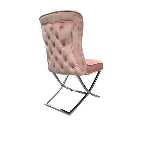 Rixos Rixos Velvet Style Stoel - Pink