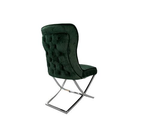 Rixos Rixos Velvet Style Stoel - Green