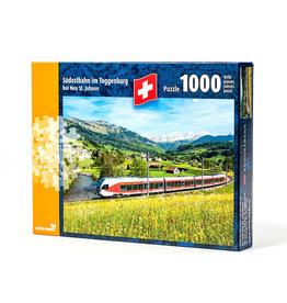 Puzzle Südostbahn