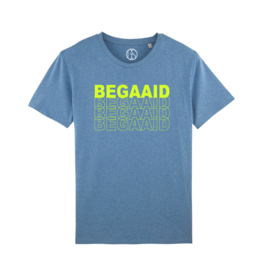 Begaaid