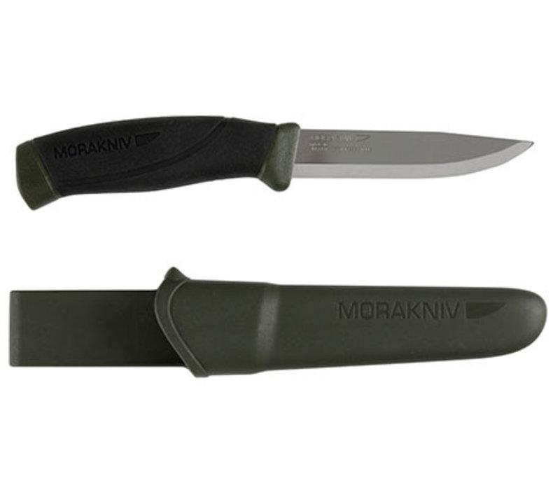 Mora Companion MG Stainless Steel