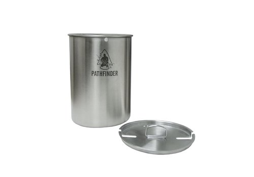 Pathfinder School Pathfinder Stainless Steel 48oz Nesting Cup And Lid Set