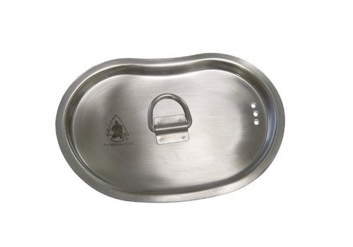 Pathfinder School Pathfinder stainless steel lid for 700 ml Canteen (only the lid)