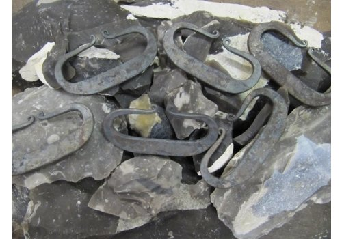 Vuurslag met vuursteen / Flint & steel