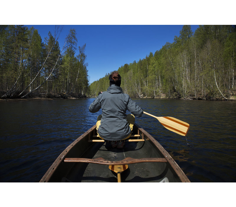 Canoeing expedition -  Canoeing  the finnish lakeland