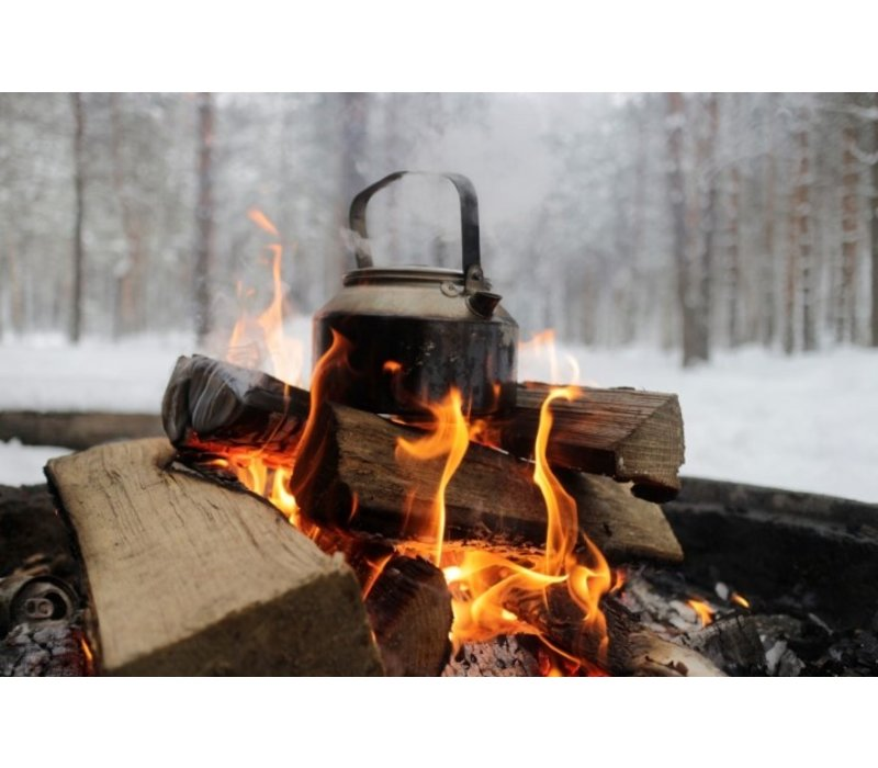 Arctic Bushcraft - The ideal challenge in winter conditions.