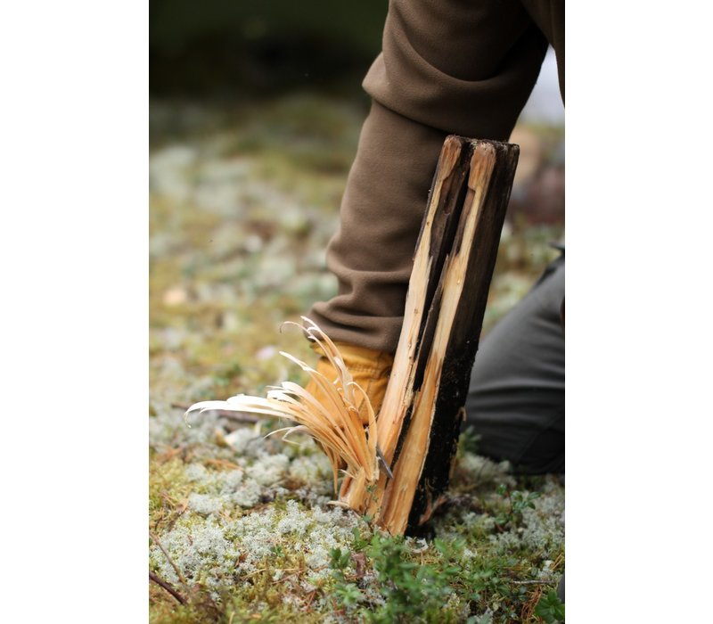 Bushcraft Advanced - Fully prepared for your own adventures in the wilderness